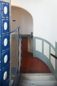 Titel: 058 Türe Neubaugasse 25 49 x 74 cm